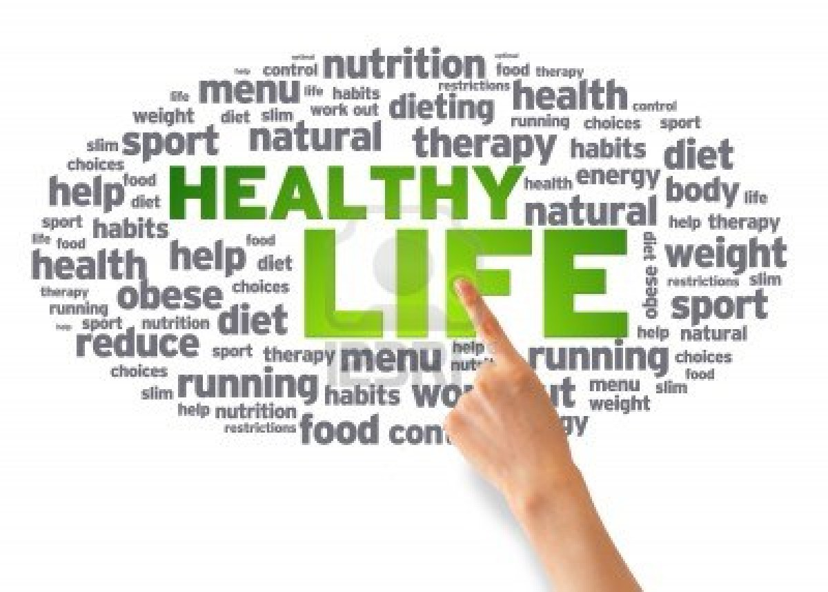 Healthy Life  Achieve Now A Better Life Healthy Life