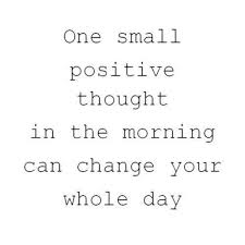 Positive Thought